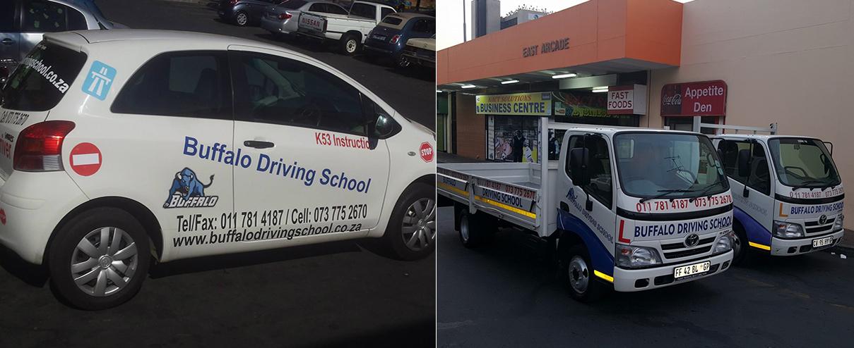 Arcade Driving School >> Buffalo Driving School Randburg K53 Drivers License And Lessons